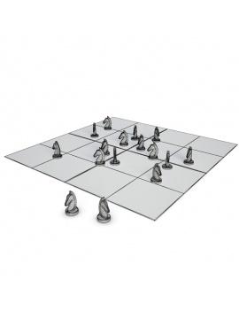 collection-jeux-plateau-3d-petits-chevaux-filaire