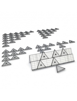 board-games-collection-3d-triomino_wireframe