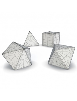 board-games-collection-3d-role-play-dice-wireframe