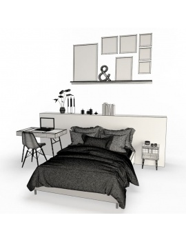 modern-bedroom-set-3d-complete-wireframe