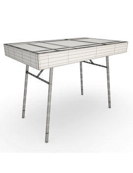 modern-bedroom-set-3d-cupertino-desk-wireframe