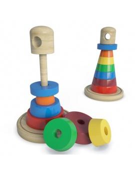 collection-de-jeux-d-enfants-en-bois-3d-pyramide-anneaux