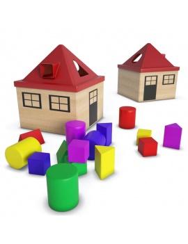 collection-de-jeux-d-enfants-en-bois-3d-mula-maison-pièces