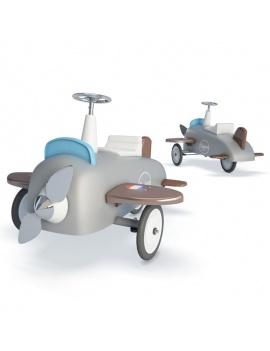 collection-de-jeux-d-enfants-3d-trotteur-avion
