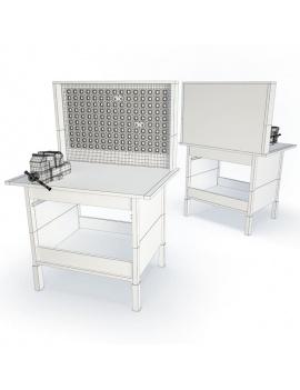 collection-de-jeux-d-enfants-3d-table-travail-filaire