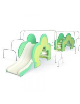 collection-de-jeux-d-enfants-3d-toboggan