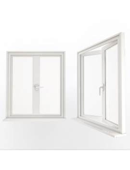 doors-and-windows-collection-3d-double-white-windows-01