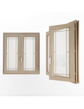 doors-and-windows-collection-3d-double-wooden-windows-03