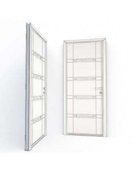 doors-collection-3d-camaret-wireframe
