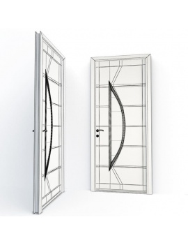 doors-collection-3d-chronos-wireframe