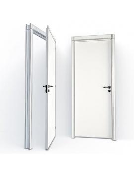 doors-collection-3d-josephine-wireframe