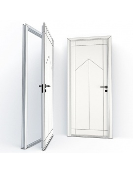 doors-collection-3d-cabanon-wireframe