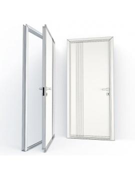 doors-collection-3d-benodet-wireframe