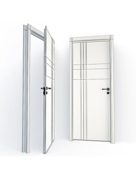 doors-collection-3d-sixtine-wireframe