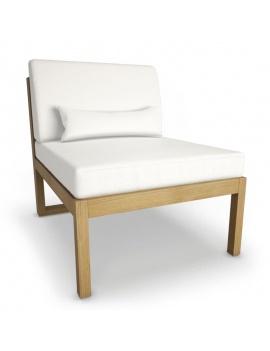 mobilier-exterieur-siena-manutti-modeles-3d-module-central-court