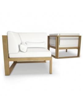 mobilier-exterieur-siena-manutti-modeles-3d-module-angle