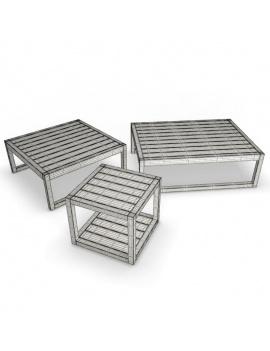 mobilier-exterieur-siena-manutti-modeles-3d-table-basse-filaire