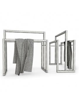 mobilier-exterieur-siena-manutti-modeles-3d-porte-serviette-filaire