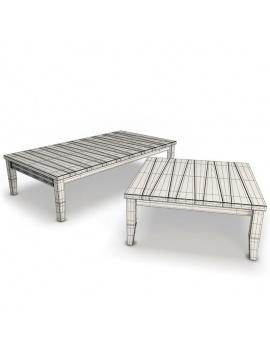 mobilier-york-en-bois-unopiu-3d-tables-filaire