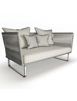 outdoor-braided-furniture-3d-bitta-sofa-2-seaters-wireframe
