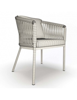 outdoor-braided-furniture-3d-bitta-chair-wireframe
