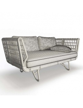 outdoor-braided-furniture-3d-nest-sofa-wireframe