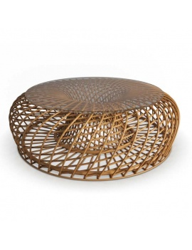 collection-mobilier-tresse-extérieur-3d-nest-table