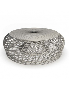 collection-mobilier-tresse-extérieur-3d-nest-table-filaire