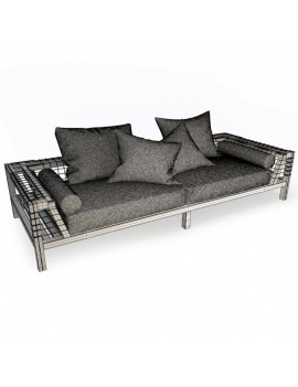 outdoor-braided-furniture-3d-synthesis-sofa-wireframe