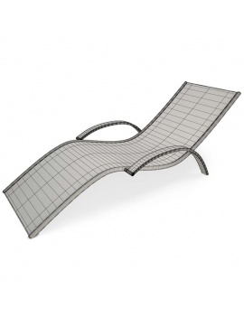 outdoor-braided-furniture-3d-wicker-deckchair-wireframe