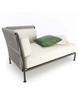 Outdoor Braided Furniture Unopiu