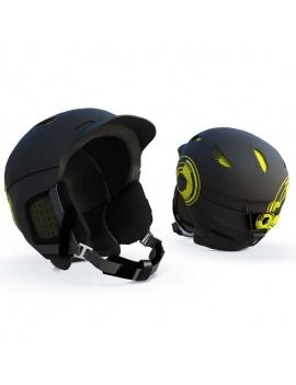 winter-sport-equipment-collection-3d-helmet