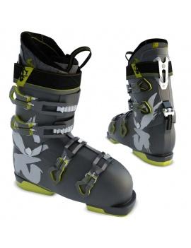 collection-de-materiel-de-sport-d-hiver-3d-chaussures