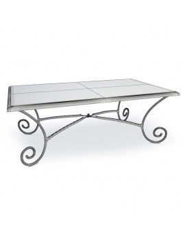luberon-collection-3d-low-table-wireframe