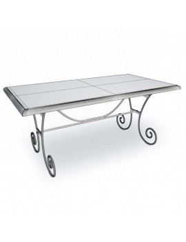 luberon-collection-3d-table-wireframe