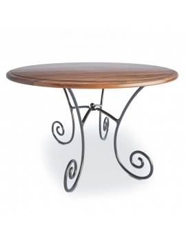 luberon-iron-and-wooden-furniture-3d-round-table