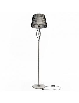 collection-lampe-baroque-en-cristal-3d-lampadaire-filaire