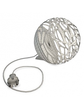 kelly-lamps-collection-studio-italia-3d-table-wireframe