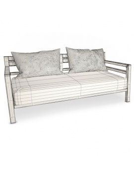 outdoor-costes-wooden-furniture-3d-sofa-wireframe