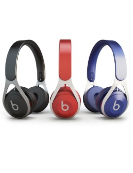 technology-accessories-collection-3d-headphone-beats