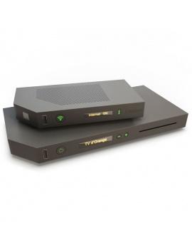 high-tech-technological-devices-3d-livebox-black