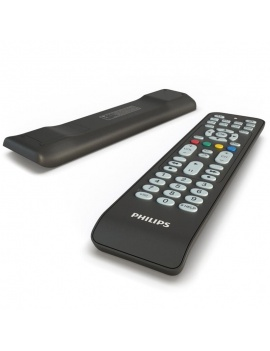 technology-accessories-collection-3d-remote-control