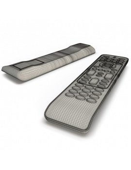 high-tech-technological-devices-3d-remote-control-wireframe