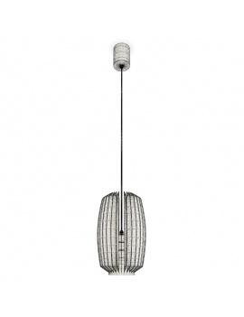 black-design-blume-pendant-light-3d-5-wireframe