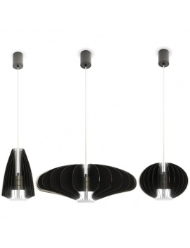 black-design-pendant-light-3d