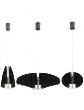 black-design-blume-pendant-light-3d