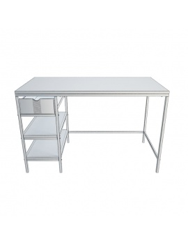 Architect-Collection-3d-desk-longisland-wireframe