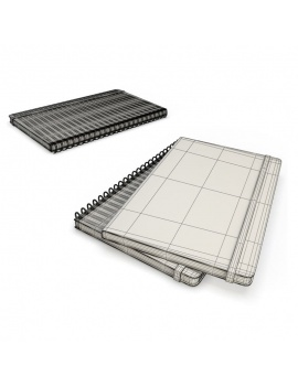 Architect-Collection-3d-notebook-wireframe