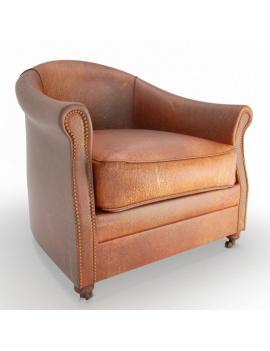 collection-3d-de-meuble-vintage-fauteuil-artu