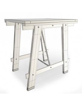 vintage-furniture-3d-mesa-table-wireframe